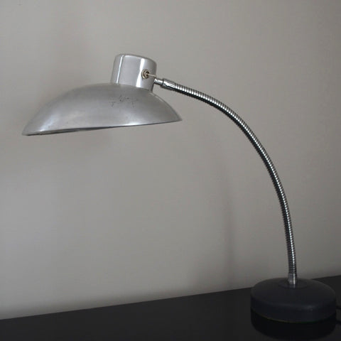 Desk Lamp by F. Solére