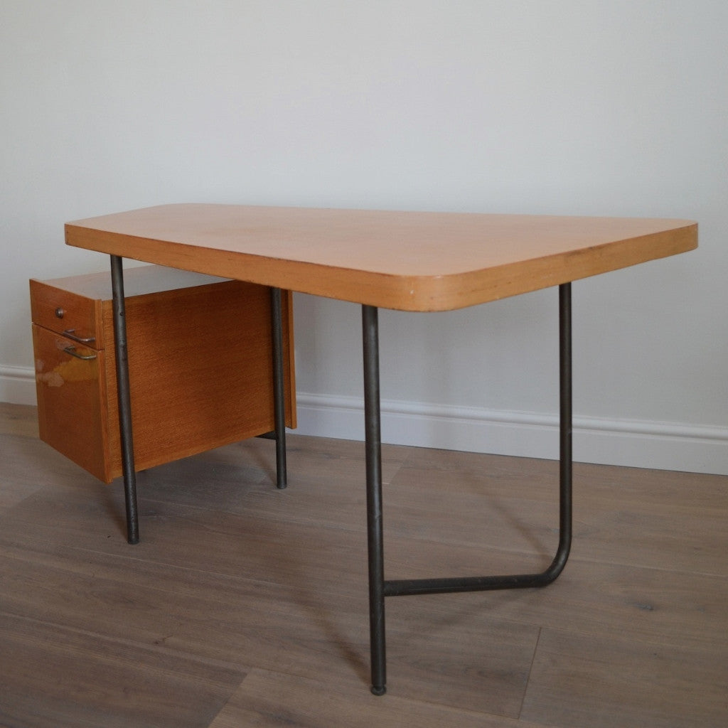 A-symmetrical Modernist Desk