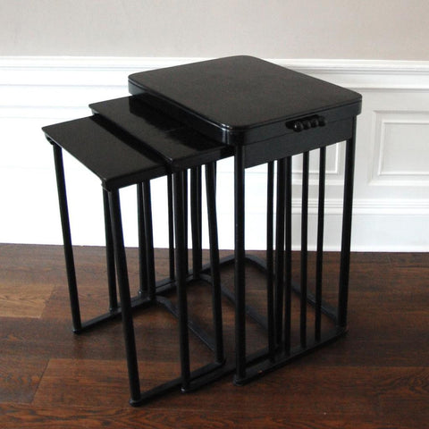 Josef Hoffmann Nesting Tables