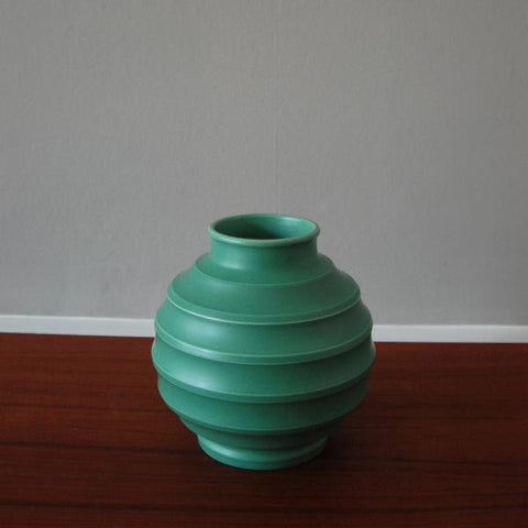 Keith Murray for Wedgewood Moonstone Vase