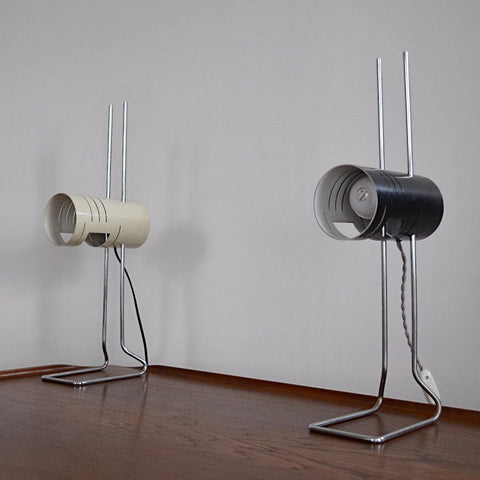 Adjustable Cylindrical Desk Lamps