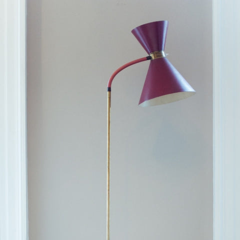 Floor Lamp by Arlus Lunel