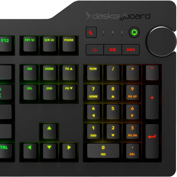 4Q Mechanical Keyboard: MX - RGB - WIN - LINUX