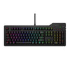 Das Keyboard 4Q Soft Tactile MX Brown RGB Smart Mechanical Keyboard (Certified Refurbished)