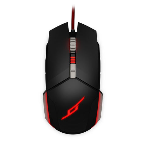 Das Keyboard M50 Pro Gaming Mouse (Certified Refurbished)