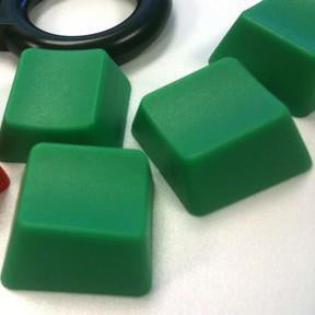 WASD Key Cap Set Without Inscriptions