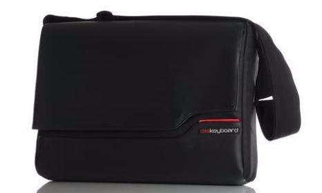 Das Keyboard HackShield™ Messenger Bag
