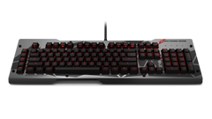 Das Keyboard X40 Pro Gaming Mechanical Keyboard, Flat
