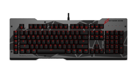 Refurbished Das Keyboard X40 Pro Gaming Mechanical Keyboard