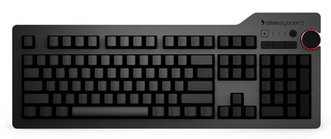 Warehouse Clearance - Das Keyboard 4 Ultimate Mechanical Keyboard