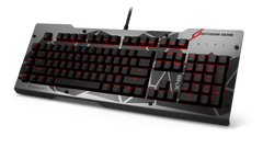 Das Keyboard Gaming Bundle: X40 Pro Gaming Mechanical Keyboard + Flex Mouse Pad