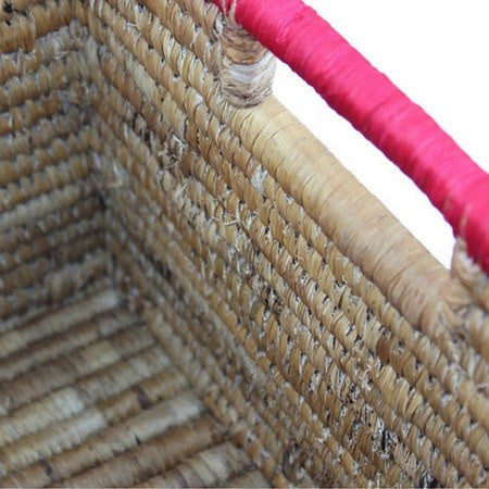 Bedawi Modern Basket - Songa Designs International