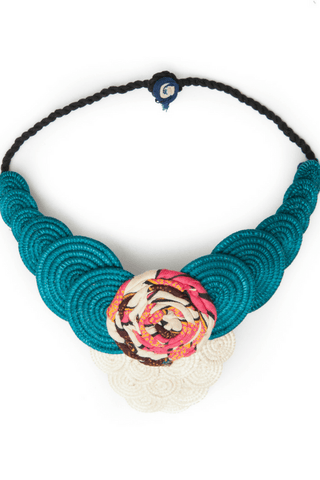 Zaza Bib Necklace