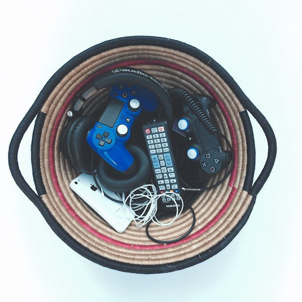 Fernweh Basket - Songa Designs International