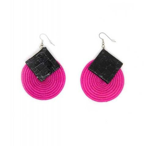 Watermark Earrings