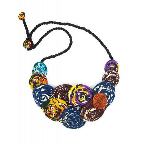 Marchesa Bib Necklace - Songa Designs International