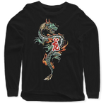 Fired Up Dragon Sweatshirt