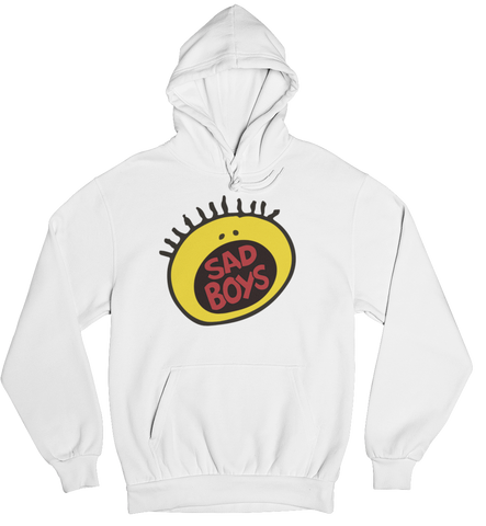 All That Sad Boys Hoodie