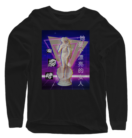 Birth of Venus Long Sleeve