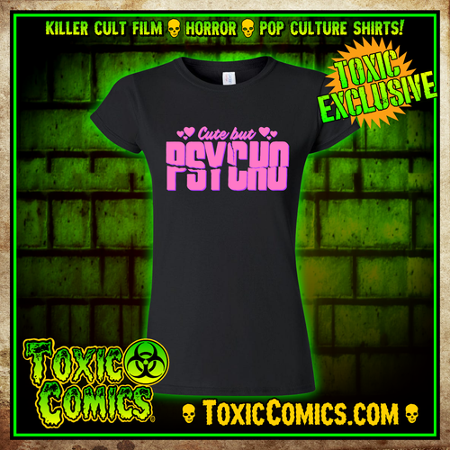 CUTE BUT PSYCHO! - Missy Tee
