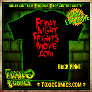 FRIDAY NIGHT FRIGHTS - VCR HORROR