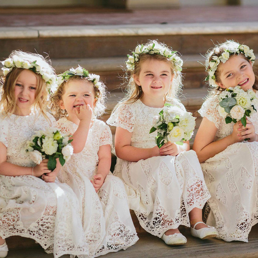 Flower Girls in Grace