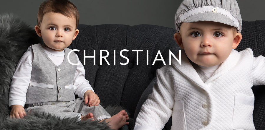 Christian Baby Boy Suit Collection