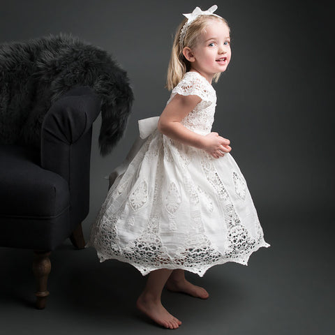 Grace Christening Dress
