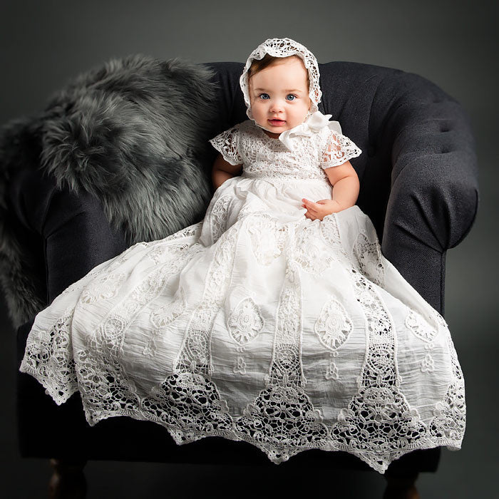 Grace Christening Gown