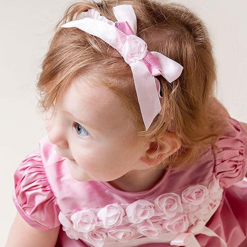 Harper Flower Headband - Girls Headband