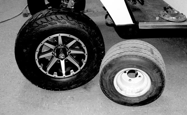 Golf Cart Wheel and Tire Installation – Fairway Alloys Golf Cart Golf Cart Wheel Specs on golf warehouse carts, trailer specs, golf push carts, golf pull carts, food specs, 2009 club car precedent specs,