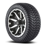 EFX Lo-Pro Golf Cart Tire - Custom Golf Cart Wheels and Tires