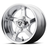 FA9909 (Pop-In) Crest Cap - Custom Golf Cart Wheels and Tires
