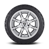 12x6.5 FA142M Shift on 205x30x12 EFX Fusion Lo-Pro - Custom Golf Cart Wheels and Tires