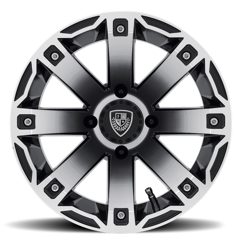 Rage Golf Cart Wheel