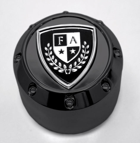 FA9910 (Pop-In) Crest Cap (Gloss Black)