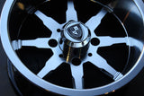 Shift Golf Cart Wheel - Custom Golf Cart Wheels and Tires