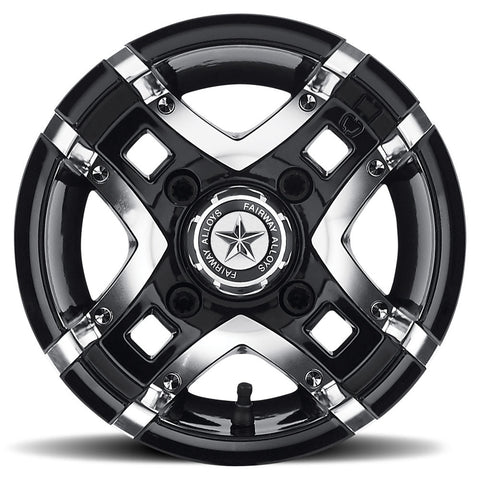 Prestige Golf Cart Wheel