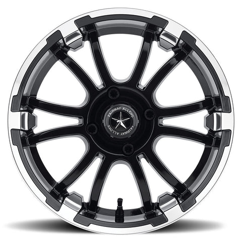 Sixer Golf Cart Wheel
