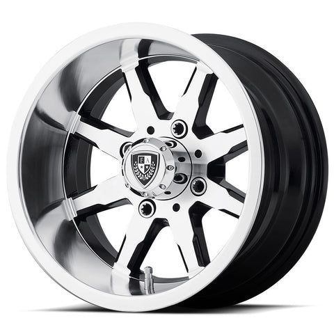 Rallye Golf Cart Wheel