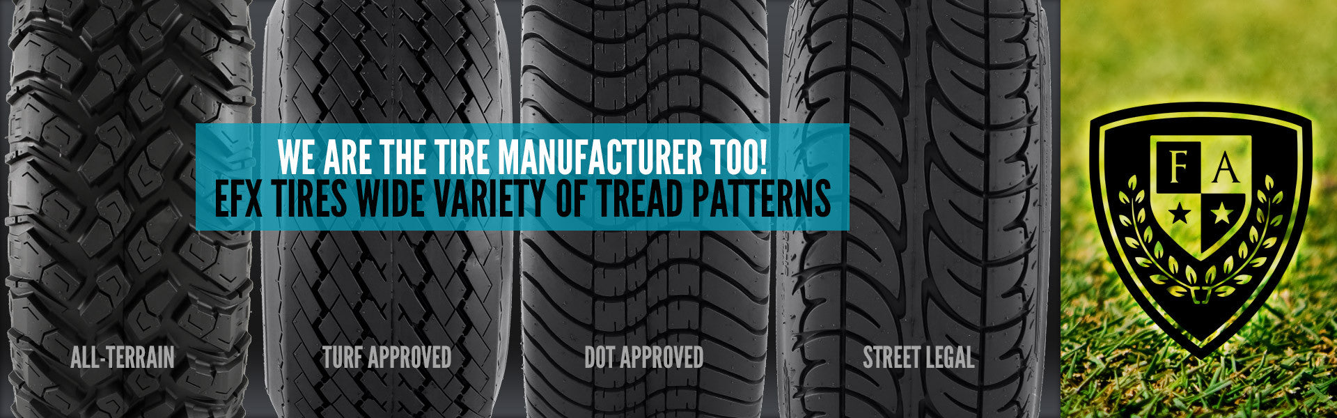 golf cart tires efx tires