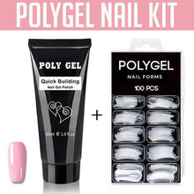 Load image into Gallery viewer, Polygel Nail Kit