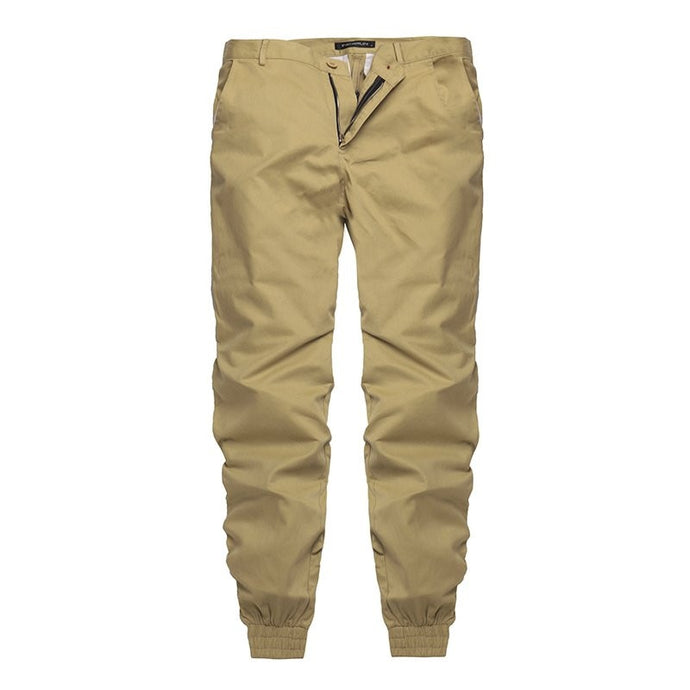 Autumn Spring Mens Hip Hop Casual chinos Pants