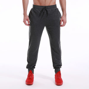 Pants Men Casual Joggers Fitness Sweatpants