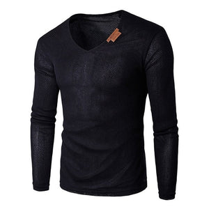 Fashion T-Shirt Men Brand Trend