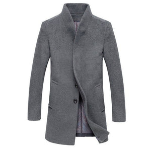 Classic Men's Jackets Outerwear