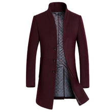 Load image into Gallery viewer, Classic Men's Jackets Outerwear