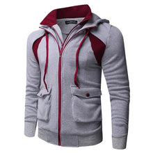 Load image into Gallery viewer, Warm Winter Mens Hoodies Fashion Sweatshirts