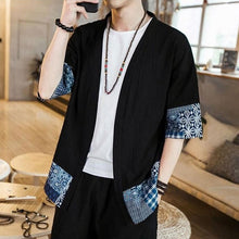 Load image into Gallery viewer, Men's Coat Cardigan Hiphop Jackets