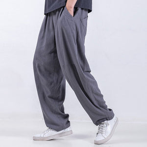 2019 Fashion Men Harem Pants